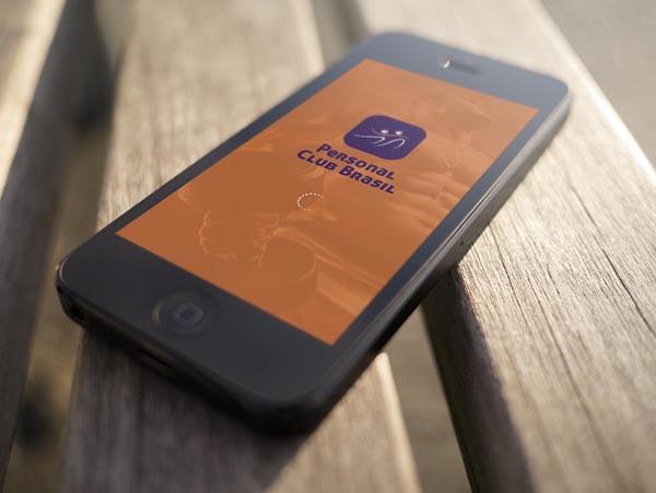 Aplicativo mobile Indside academia toledo pr